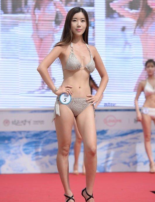 韓国のビキニコンテスト (2)