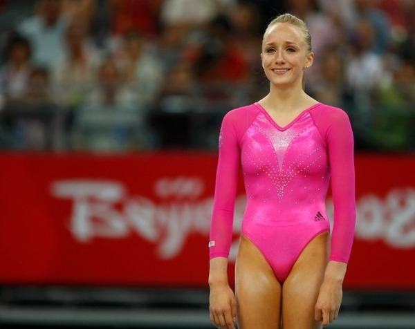 女子体操選手の食い込みエロ画像 (12)