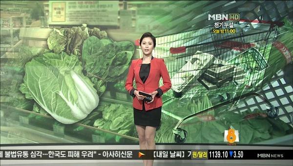 韓国のミニスカ女子アナウンサー (12)