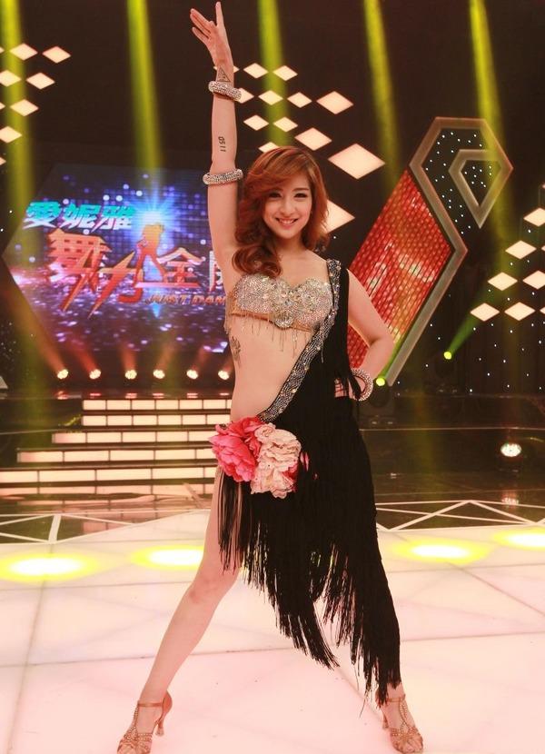 台湾版 芸能人社交ダンスクラブ (13)