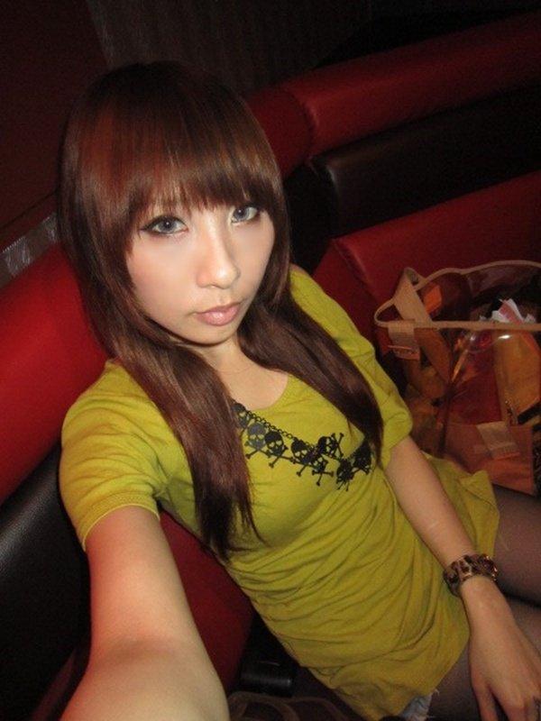 歌舞伎町で人気のキャバ嬢さんの私生活写メ2 (12)