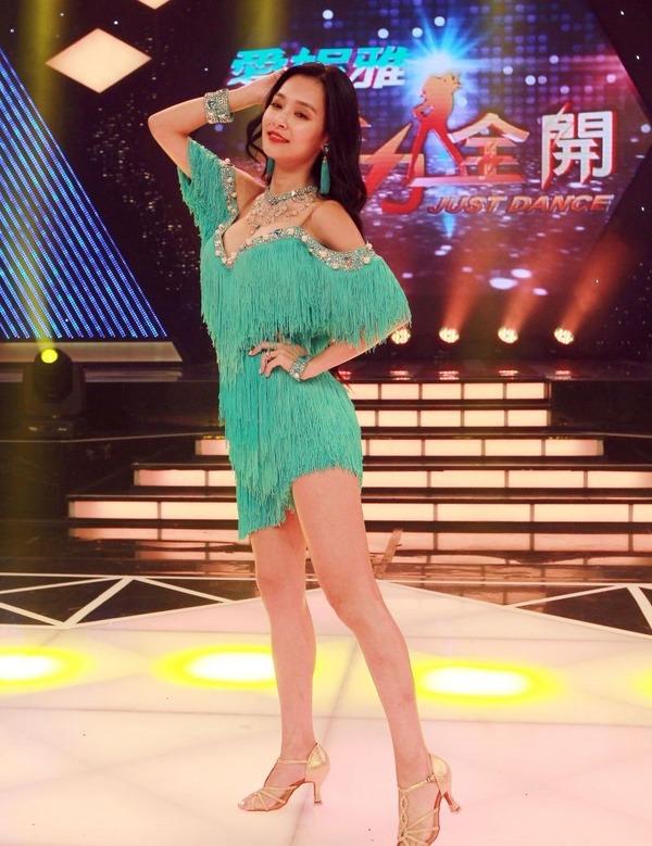 台湾版 芸能人社交ダンスクラブ (19)