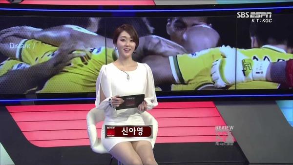 韓国の激エロ女子アナウンサー (12)