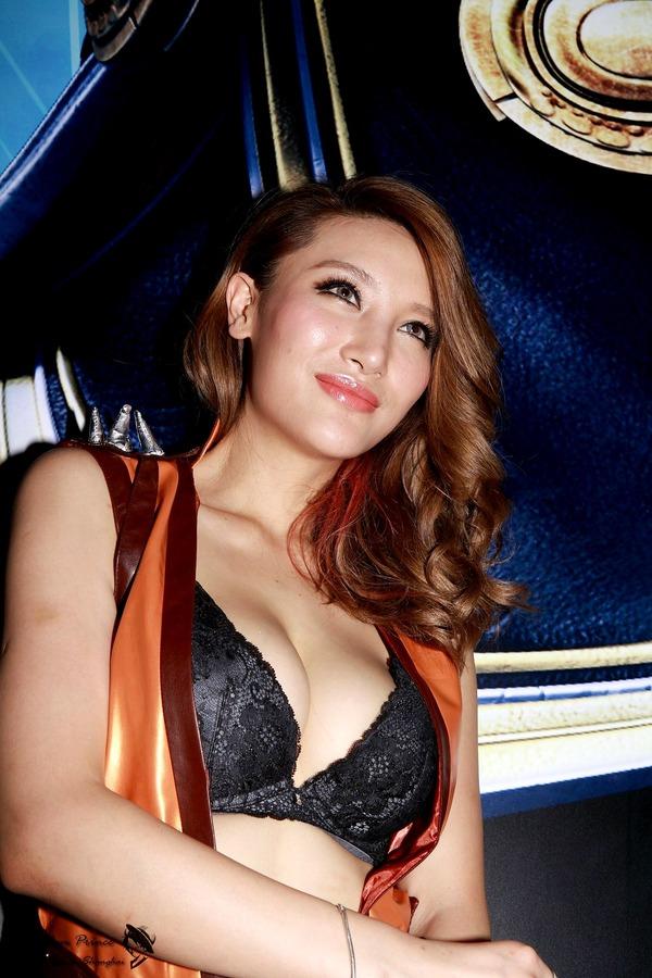 中国最大のチャイナジョイは巨乳セクシーコンパニオン (26)