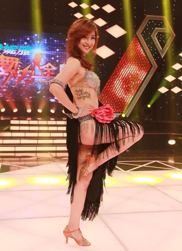 台湾版 芸能人社交ダンスクラブ (14)
