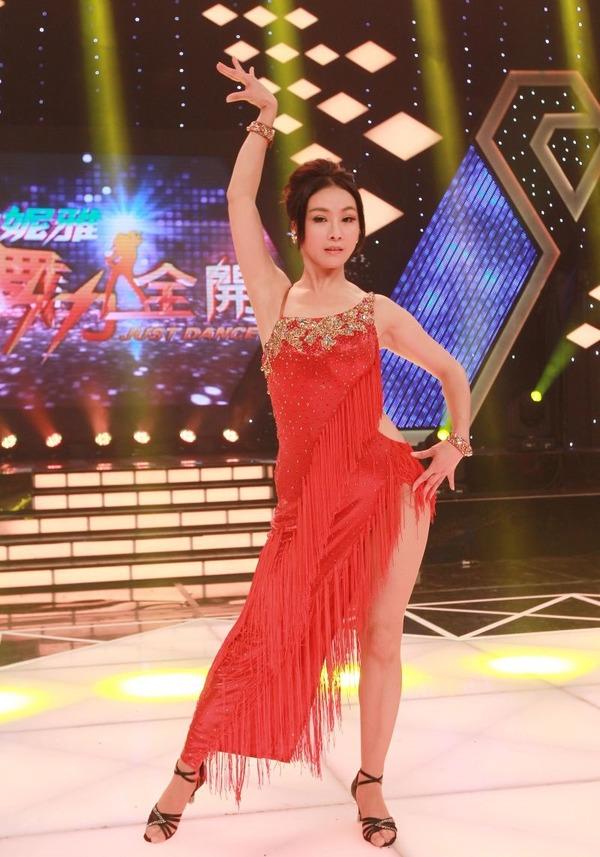 台湾版 芸能人社交ダンスクラブ (10)