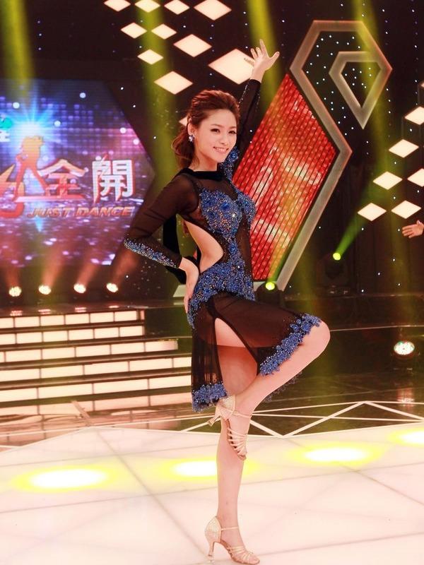 台湾版 芸能人社交ダンスクラブ (11)