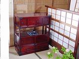 民芸家具飾り棚