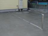 輸入住宅浄化槽スラブ2