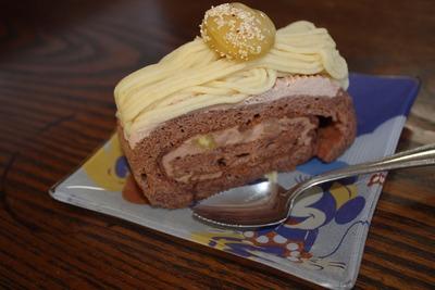 まろんケーキ