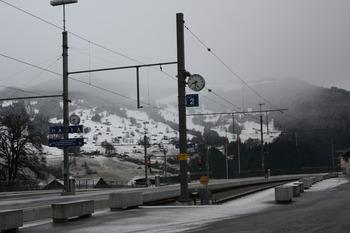 登山鉄道駅