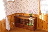胡蝶蘭と家具