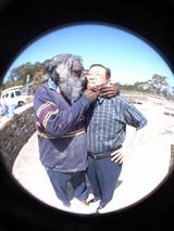 親父&アボリジニー