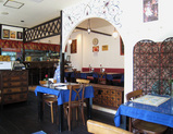 インド料理 ラルー店内