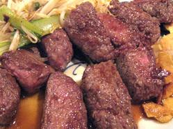 神戸牛ステーキの拡大