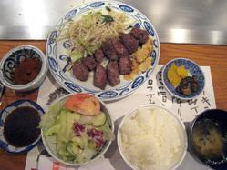 神戸牛ステーキランチ(150g)