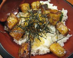 チャーシュー丼(徳島ラーメン麺王)