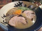 厚厚チャーシュー麺