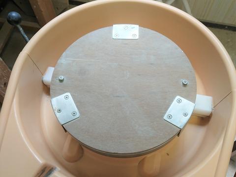 ワンタッチ亀板