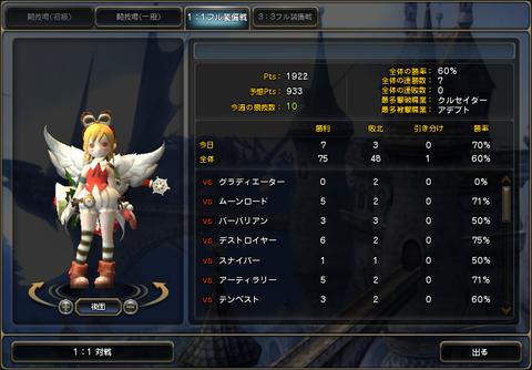 【フル装備戦】 テラス 20121020