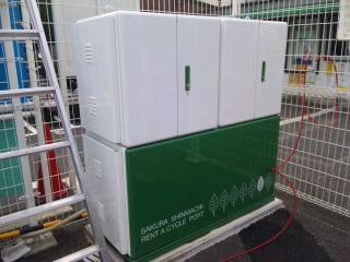 リチウムイオン電池ケース