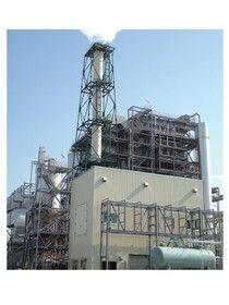 川崎バイオマス発電所写真