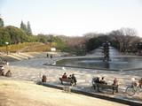 世田谷公園風景