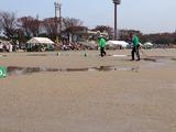 141027西尾雨の坂田グランドゴルフ