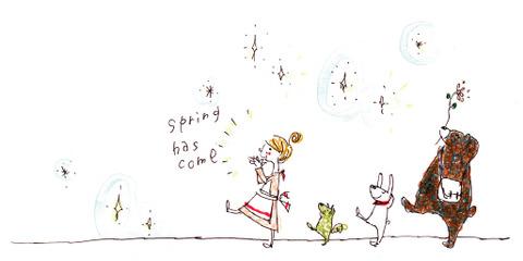 illust-springhascome-5