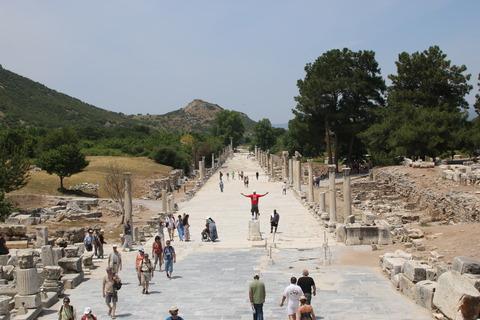 エフェソスの遺跡 (81)