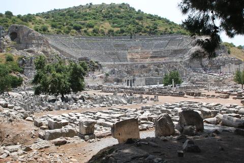 エフェソスの遺跡 (85)