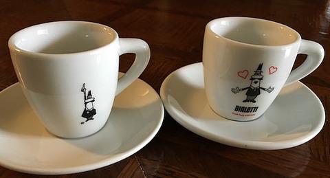 5Bialetti cup