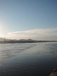 加茂川河口
