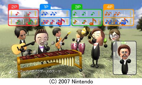 Wiiミュージック