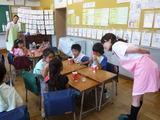 相生小学校 歯ブラシ教室