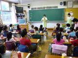 小学校 歯ブラシ教室