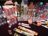 日本小児歯科学会 歯ブラシ