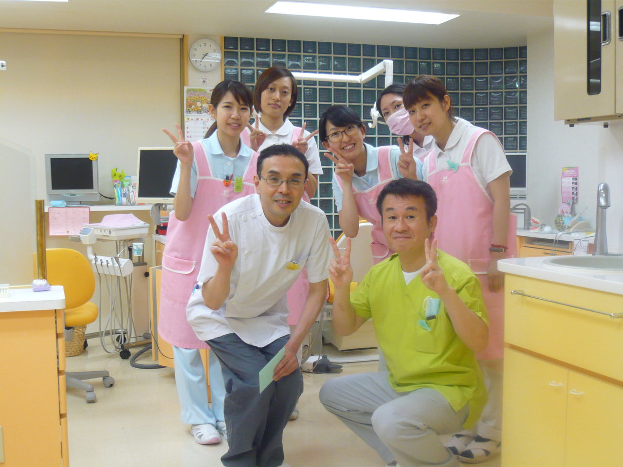 大田区蒲田 歯医者 小児歯科 小児矯正