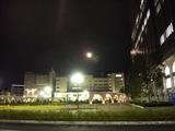 島田歯科から見えた満月
