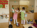 保育園 健診 検診 歯磨き教室 子供 虫歯予防