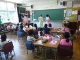 小学校 虫歯予防 歯ブラシ教室 歯磨き教室
