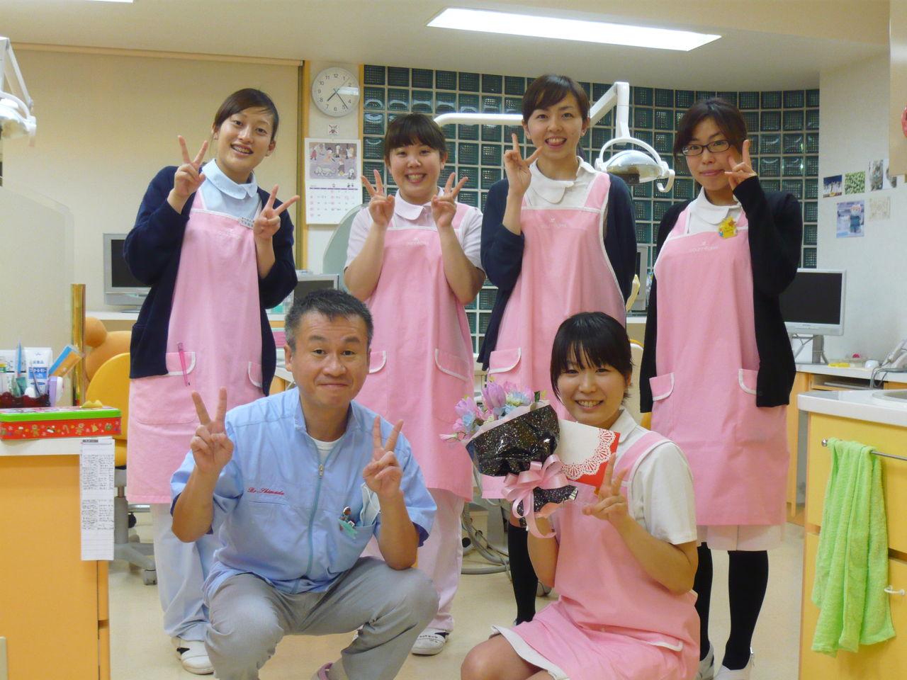 島田歯科 スタッフ誕生日