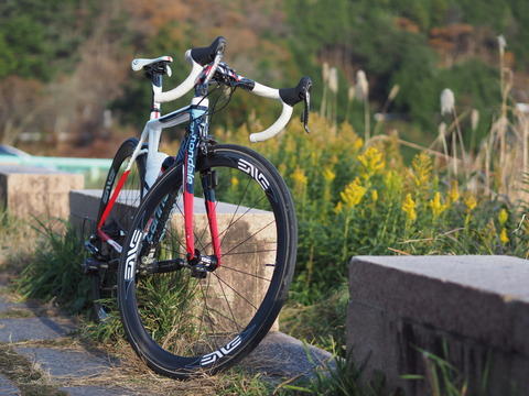 cannondale supersix evo hi-mod2014 インプレ
