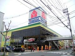 ヤマダ電機_広島アルパーク店