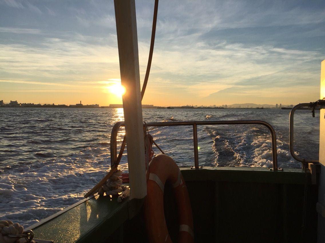 釣果 武庫川 渡船