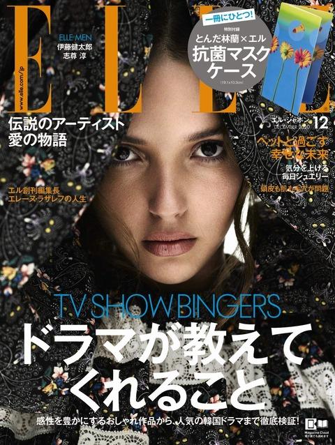 ELLE JAPON (エル・ジャポン) 2020年 12月号