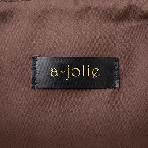 a-jolie パールサングラスかごバッグ4