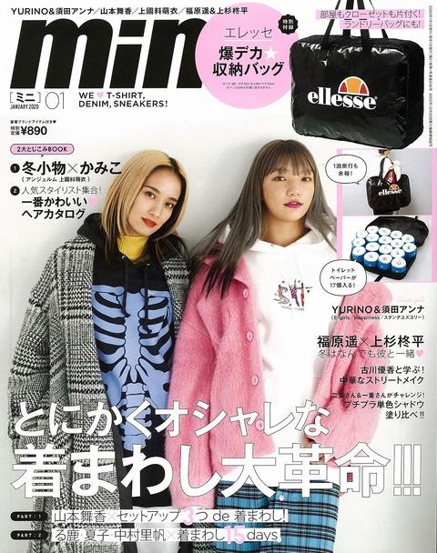 mini(ミニ) 2020年 1月号