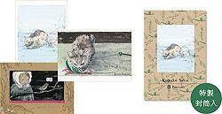 飾れるポストカード 3枚セット
