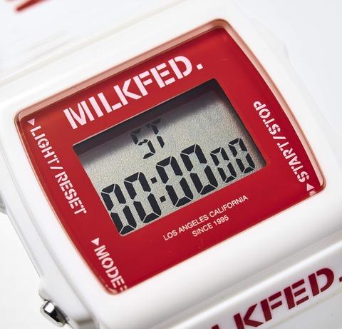 デジタル時計8